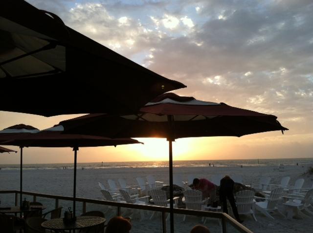 Tate Sunset