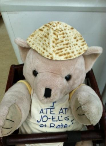 JoEl Bear Matzah