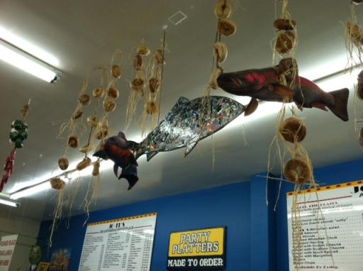 JoEl Hanging