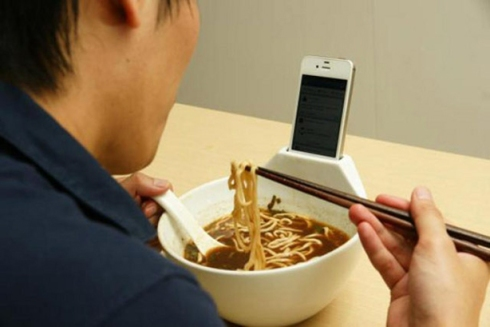 smartphone bowl