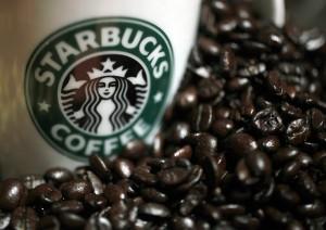 Starbucks beans