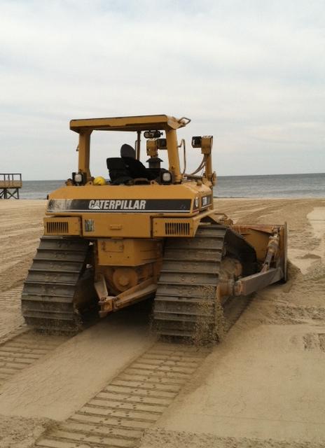 Shore Rebuild Truck