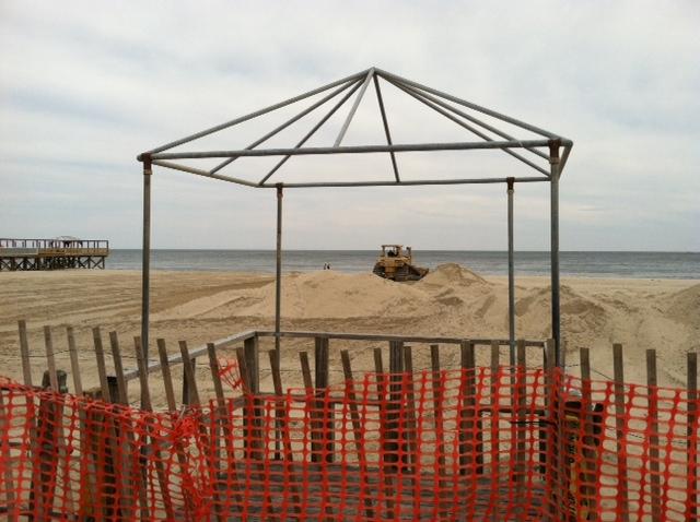 Shore Rebuild