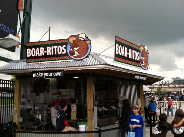 Boar-Ritos