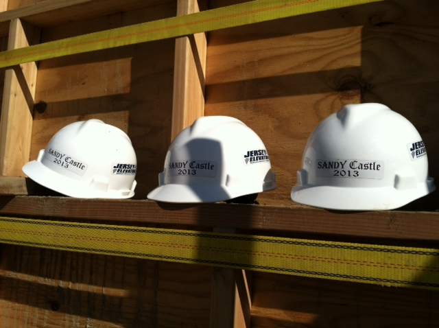 castle hard hats