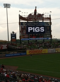 Pigs Sign