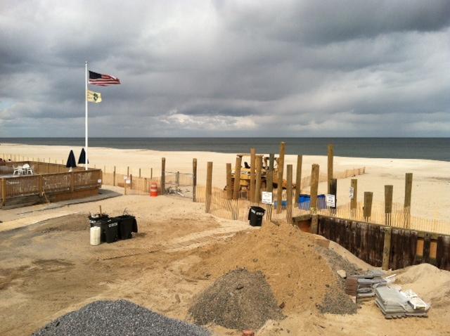 white sands rebuild