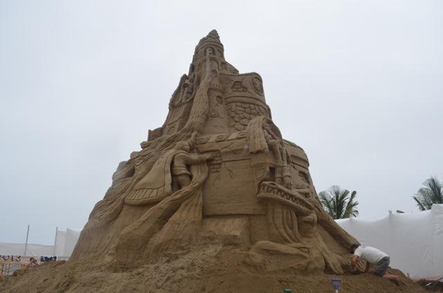 Sandycastle