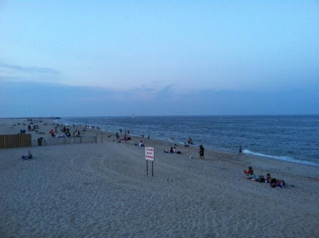 Beach pre-FW