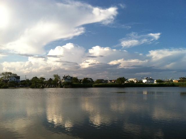 Lake Clouds Beaut