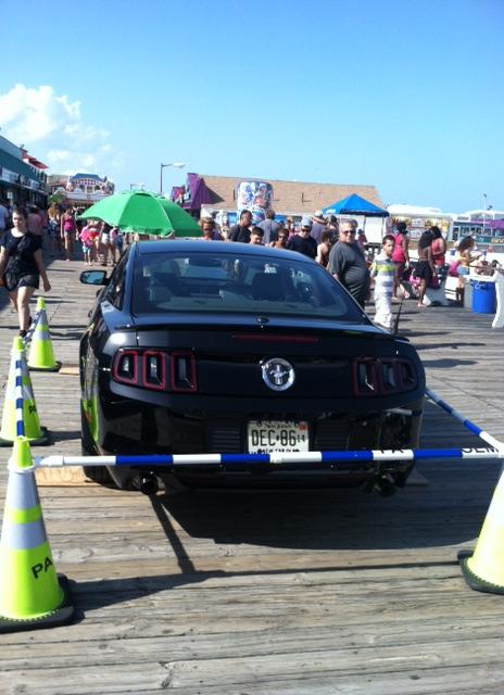 Mustang 2013