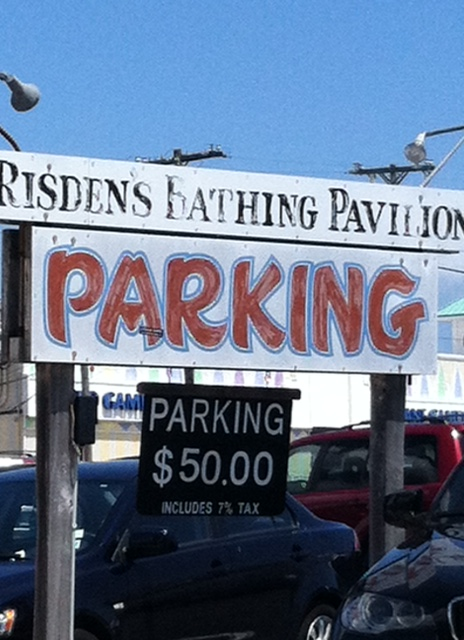 Parking Risden