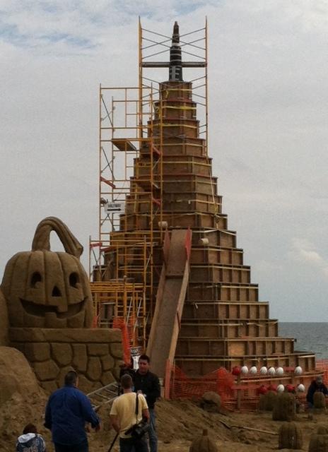 Sandy Castle 1