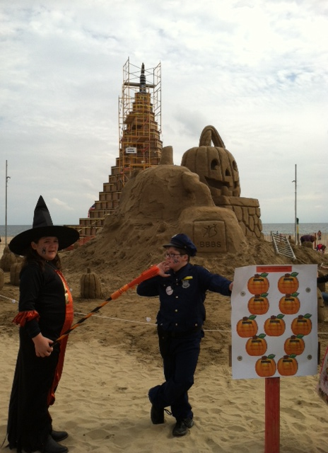 Sandy Castle 2