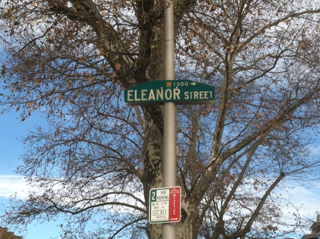 Cooke - Eleanor off OYR