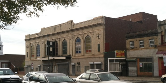Louden - Logan Theater