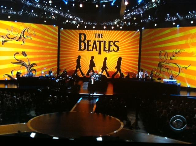 Beatles Background