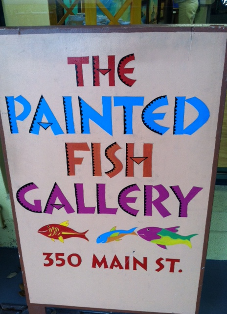 Dunedin - Painted Fish