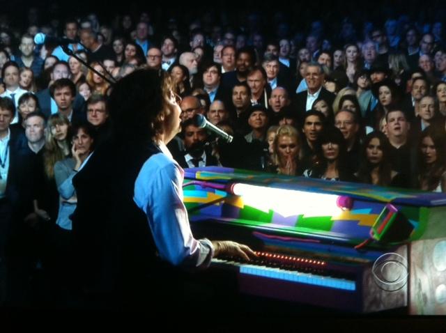 Paul on Piano