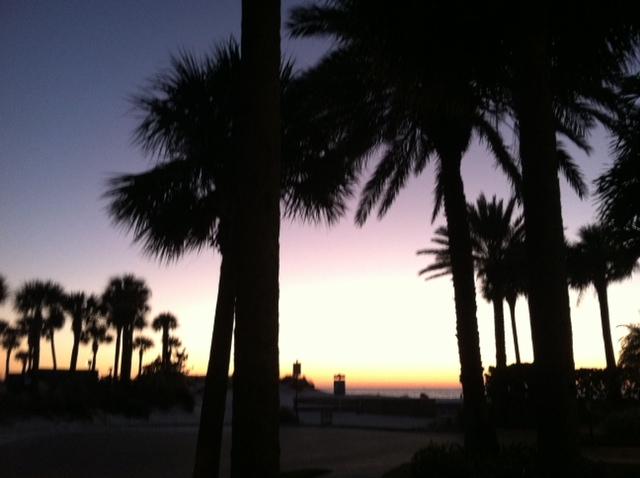 CB dusk