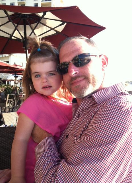 Daddy & Layla