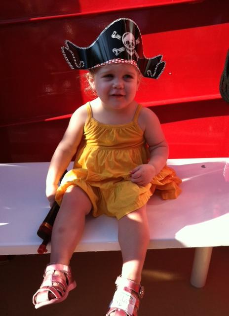 Pirate Ella Hat