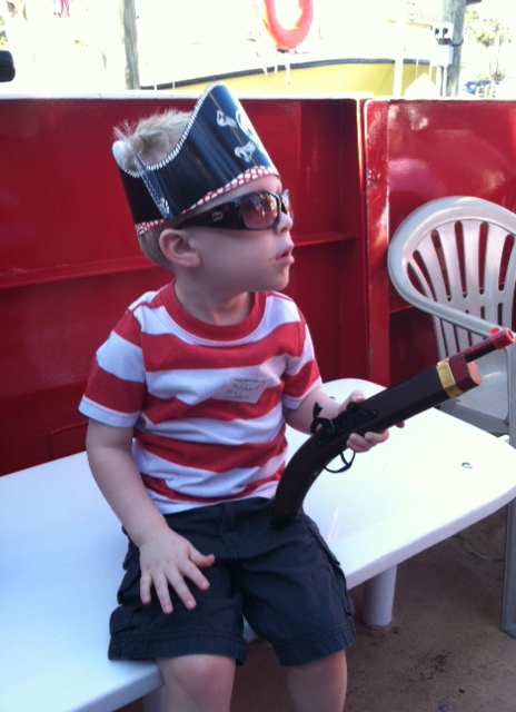 Pirate Ethan