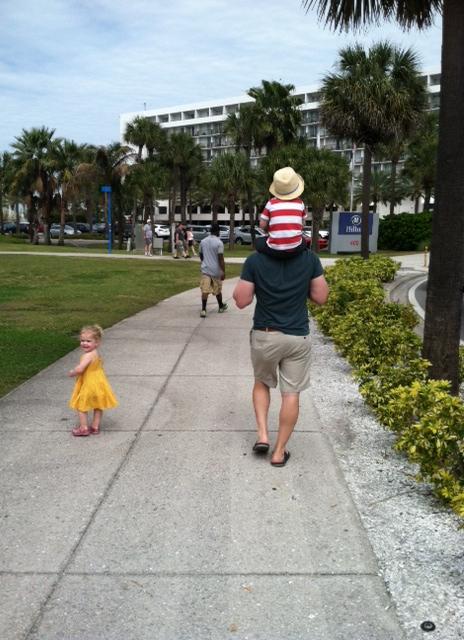 Walk kids
