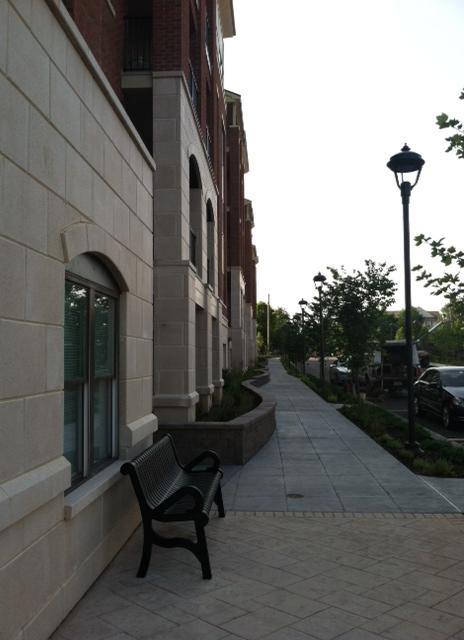 Promenade Block