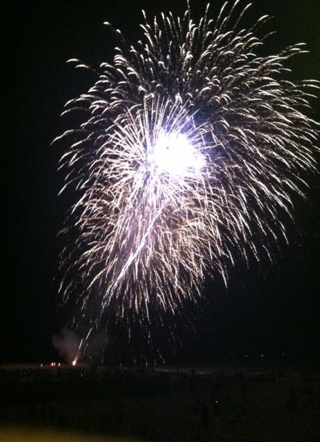 Tiki Fireworks 1