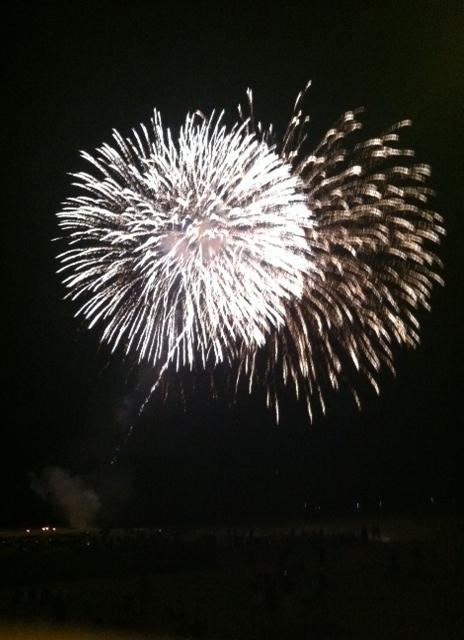 Tiki Fireworks 2