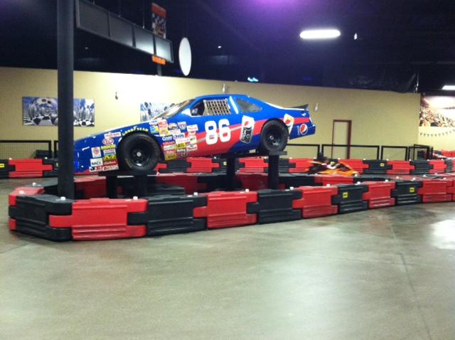 Cars - Go Kart Track