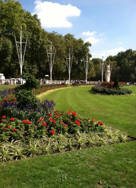 England - BP Garden