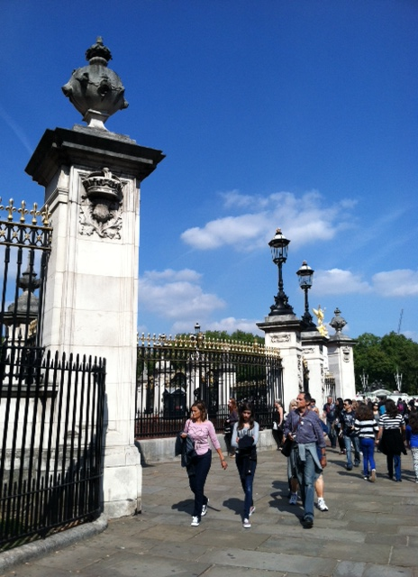 England - Buckingham Gates
