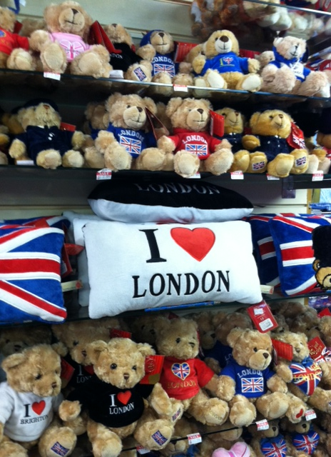 England - I Love London