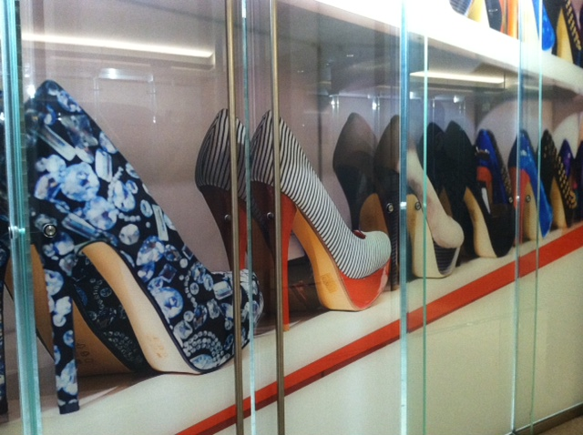England - Shoes