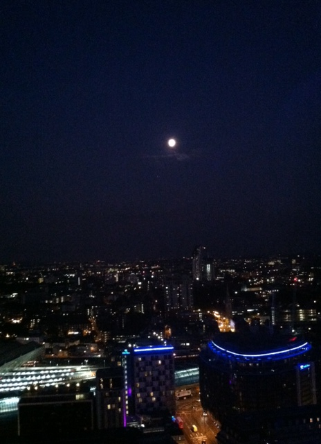 GB - Moon from the Eye