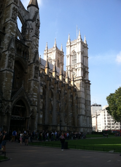 London - Abbey in the Sun