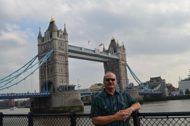 London Bridge and Me