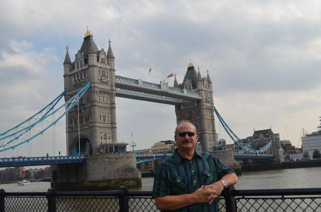 London Bridge and Me