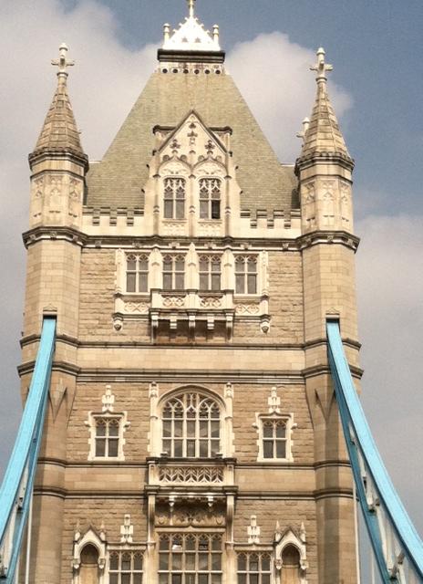 London Bridge Closeup