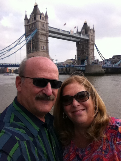 London Bridge Selfie
