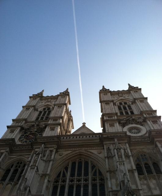 London Jet Stream Abbey
