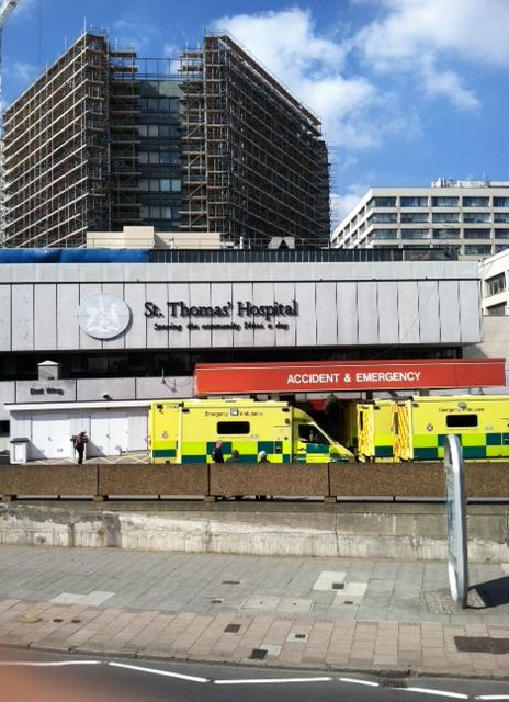 London - St Thomas' Hospital