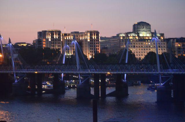 London - Thames at Night 1