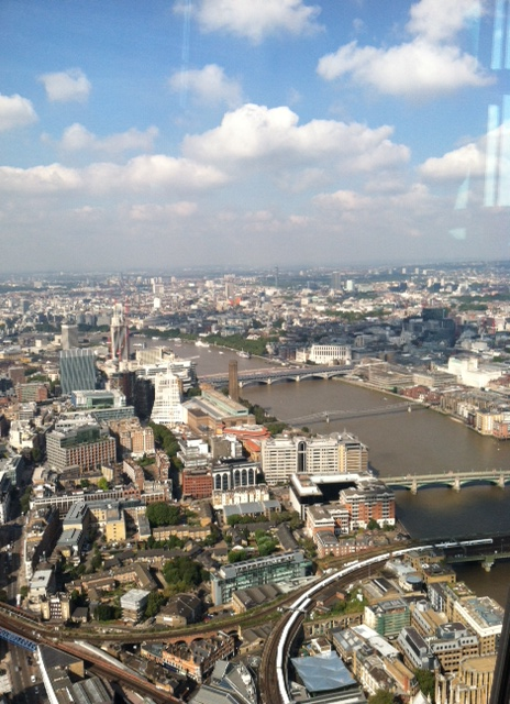 London - View from the Shard 2