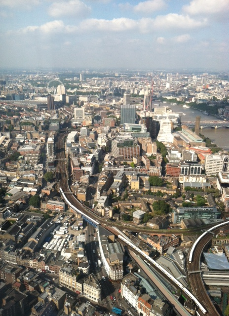 London - View from the Shard 3