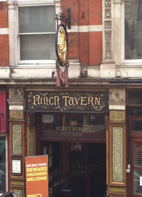 Tour - Punch Tavern
