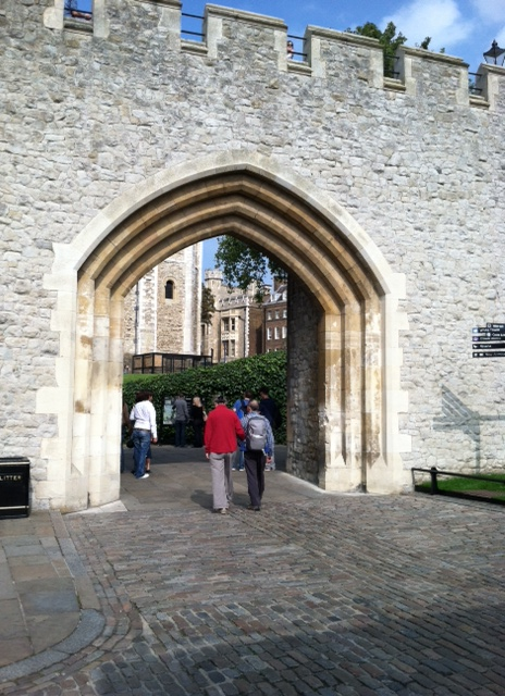 Tower Archway
