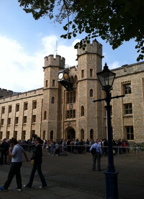 Tower Crown Jewels